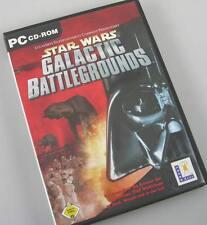 Star Wars - Galactic Battlegrounds PC  in DEUTSCH Erstauflage