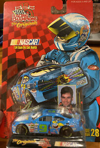Nascar Racing Champions jerry Nadeau #9 Cartoon Network Issue#28 NIP