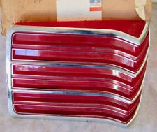 1978 Dodge Magnum XE NOS MOPAR Right Tail Light Lamp Lens