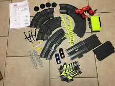Vintage Artin Speedway Challenge Set Mostly Complete w/ Both Slot Cars