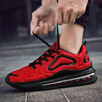 Men's Breathable Athletic Sneakers Comfortable Running Shoes Air Cushion Outdoor