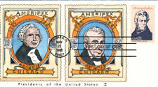 #2216g Andrew Jackson Geerlings FDC (08619862216g001)