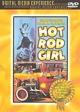 Hot Rod Girl (DVD, 2001, Digital Media Experience)