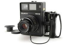 *NEAR MINT* Polaroid 600SE Instant Film Camera w/ Mamiya 127mm F/4.7 From JAPAN