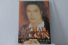 Michael Jackson Kalender Calendar 1998