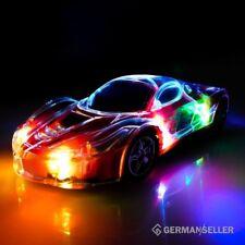 Rc Auto mit 3D Licht Kabelloser Rennwagen Ferngesteuertes Spielzeug Roadster