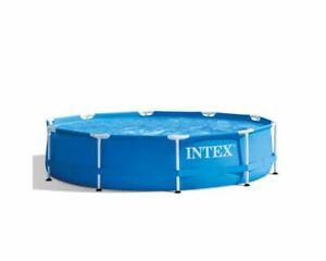INTEX 28202GN Metallframepool-Set With Gs-Pumpe Swimming Pool
