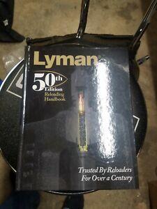 Lyman Reloading Handbook 50th Edition Hardback