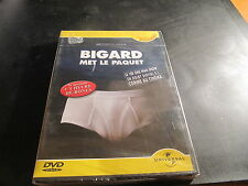 DVD NEUF EMBALLE BIGARD MET LE PAQUET LE SPECTACLE + 1 HEURE DE BONUS UNIVERSAL