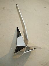Stainless Steel Delta Wing Boat Anchor -55lbs by ISURE-made