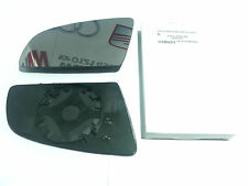 Audi A3 & A4 2003-2008 Passenger Side * Wing Mirror Glass Heated *FREE DELIVERY
