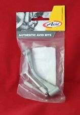 Avid XX Caliper Mounting Bracket Fits 185 mm Front Rotor Tungsten Grey Including
