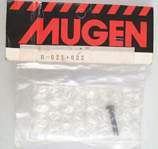 Mugen vintage spare part E-021+022 modellismo