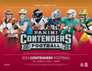 Michael Thomas 2020 CONTENDERS FOOTBALL 24 BOX 2 FULL CASE PLAYER BREAK
