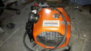 Bauer Poseidon Breathing Air Compressor 225 bar good working condition