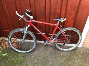 Mongoose Pro S X Original Parts Old School Mountain Bike