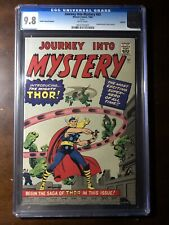 Journey Into Mystery #83 (1966)- Golden Records Reprint - CGC 9.8 - White Pages!