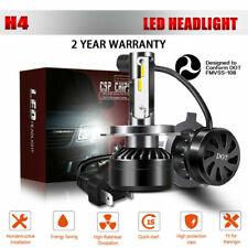 LED Headlight Bulbs Set For Honda CRV 1997-2014 High & Low Beam and Plug &Play