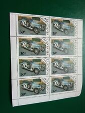 Tanzania - 1986 - 100th Anniversary of the Automobile - BLOCK ROLLS ROYCE 1907 -