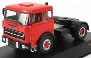 1/43 IXO-MODELS - FIAT - 619 N1 TRACTOR TRUCK 2-ASSI 1980 TR057