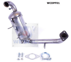 Wesfil  Diesel Particulate Filter   WCDPF01  suits Volvo C30