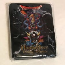 Square Enix Dragon Quest Trading Game Card Plastic Sleeve Holders, 46 in Set
