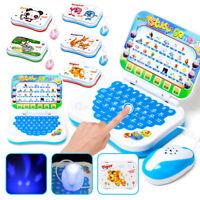 Kindercomputer Laptop Chinesisch Englisch lernen Lernspielzeug Lerncomputer NEU