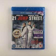 21 Jump Street (Blu-ray, 2012) u *New & Sealed*