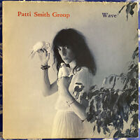 Patti Smith Group ‎– Wave 1979 Vinyl LP Pitman Pressing Arista AB-4221 VG+