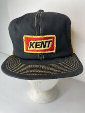 VTG Kent Feed Seed Trucker Hat Cap K Products  Snapback Mesh Patch OLD