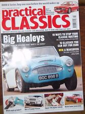 Practical Classics Feb 2004 Triumph Vitesse buying + BMW 6 Series feature
