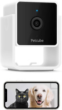 Pet Monitoring Camera Built In Vet Chat Cats Dogs Security Cam Home Surveillance