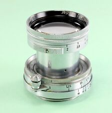 Leica Lens - Summitar 2/5 cm, #845826, in meters