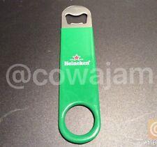 Heineken Lager Beer Bottle Opener x1 Pub Bar Blade Rubber Grip Man Cave New