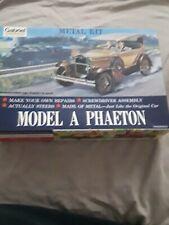 Gabriel (Hubley) Model A Phaeton Metal Kit  MINT CONDITION!
