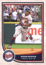 2018 Topps Big League Baseball #38 Byron Buxton Minnesota Twins