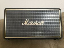 Marshall Stockwell Portable Bluetooth Speaker and Protective Cover