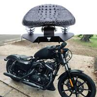For Harley Davidson Sportster Iron XL 883 Bobber Motorcycle Spring Solo Seat AA