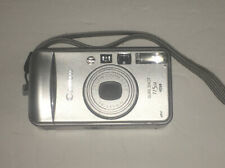 Canon Sure Shot 115U 35mm Point & Shoot Film Camera, Needs New Battery W/Case