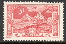 Switzerland - 1918 Definitive landscape -  Mi. 142 MH
