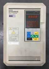 OMRON SYSDRIVE 3G3HV INVERTER 3G3HV-A4075-CE AC 3PH 380V 7.5KW 18A