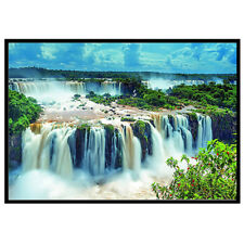 Waterfall Landscape Diamond Embroidery 5D DIY Painting Cross Stitch Home Decor T