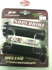 Progrip Superbike 716 Black Single Density Grips 122mm