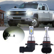9005 HB3 LED Headlight Bulbs Kit High Beam 35W 4000LM 6000K White Best Ever