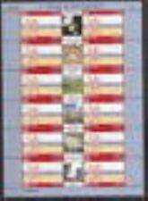 Nederland V2073 Limburg Provincievel 2002 gestempeld