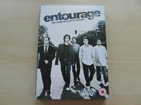 Entourage: Complete HBO Season 5 [DVD] [2009] VGC