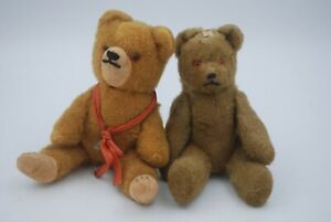 "Vintage 6"" Teddy Bears 1950s?"