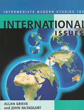 International Issues (Intermediate Modern Studies) by Grieve, Allan, McTaggart,