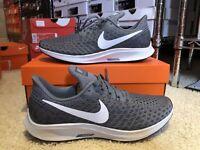 Nike Air Zoom Pegasus 35 Mens Gray Running Shoes Size 8 942851-005