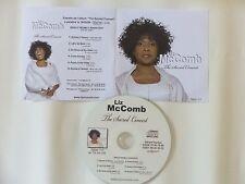 CDr 6 titres Promo LIZ MCCOMB The sacred concert Hymne a l mour PIAF